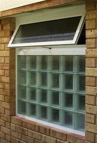 Custom Made Windows Glass Block Constructions